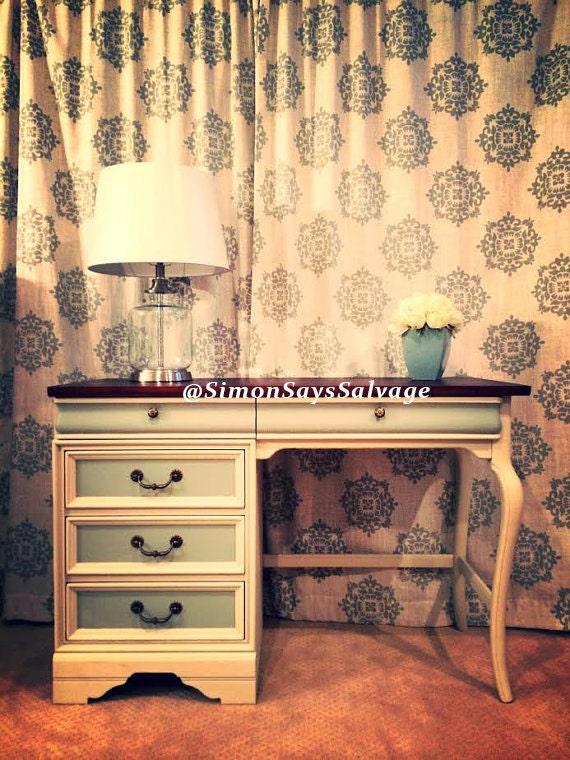 Charmant French Provincial Lexington Desk Vintage Desk 1960u0027s