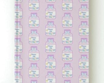 Happy Pills  Journal, Yami Kawaii Journal, Cute Journal