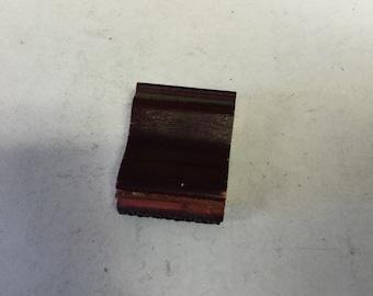 Albuquerque rubber stamp, vintage rubber stamp,