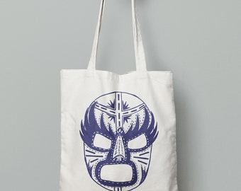 Luchador! Tote Bag