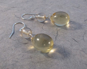 Champagne Bubble Earrings