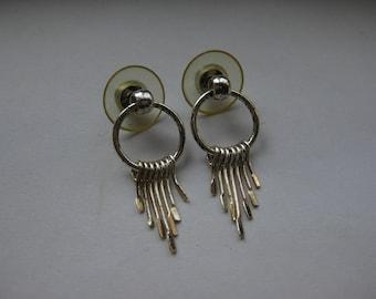 Mini Fringe Stud earrings