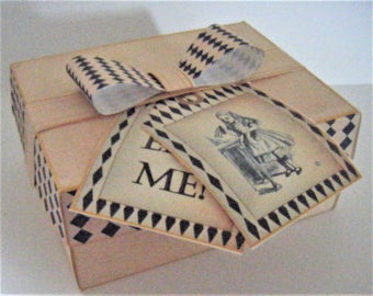 Alice in Wonderland Box Digital KIT