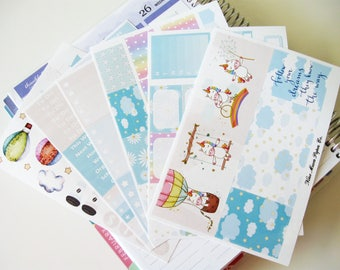 Planner Stickers - Follow Your Dreams