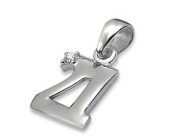 Twenty one (21) Sterling Silver Charm