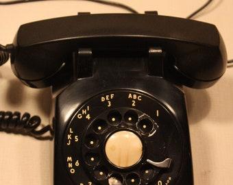 Vintage Western Electric Rotary Telaphone