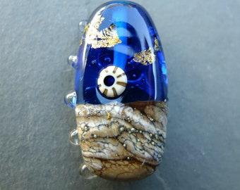 Lucille Lampwork Focal Bead