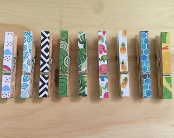 Decorative pins ~ with magnet