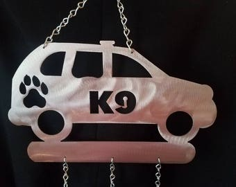 K9 Unit Wind Chime