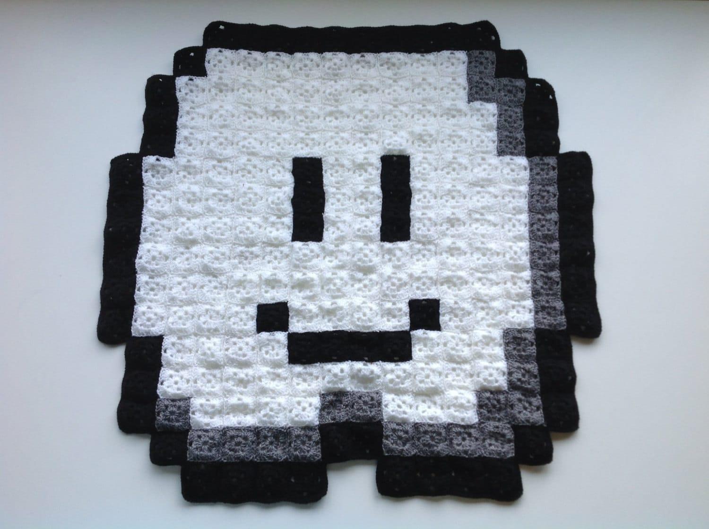 Super mario lakitus cloud 8 bit crochet blanket zoom bankloansurffo Images