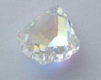 SWAROVSKI 6090 Baroque Crystal Pendant CRYSTAL AB