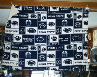 Penn State blanket