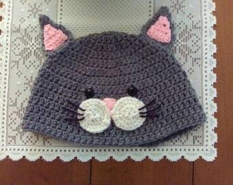 Purr-ific Cat Beanie