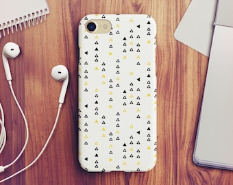 Triangle Pattern iPhone 7 Case Pattern iPhone 8 Case Pattern iPhone X Case iPhone 6s Case Pattern iPhone SE Case iPhone 8 Plus Case A02