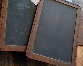 antique slate school boards
