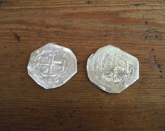 Pieces of Eight / Bar Silver