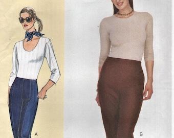 Vogue 7179 aujourd'hui FIT de pantalon fuselé Sandra Betzina