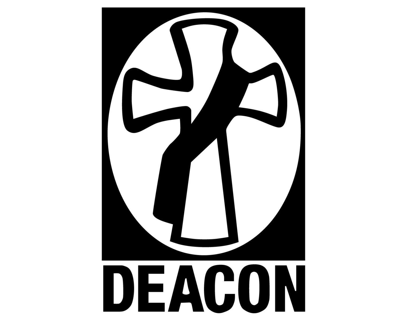 Deacon decal church deacon bumper sticker christian deacon zoom biocorpaavc
