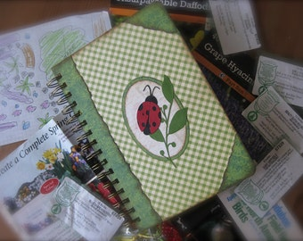 Keepsake Gardener's Journal