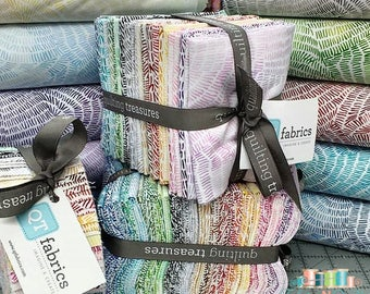 Fat Quarter Bundle-Ombre Stitches-QT Fabrics-20 FQ