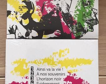 Digipack CD # Trois Cafés Gourmands - Trois Cafés Gourmands (EP - 3rd Album)