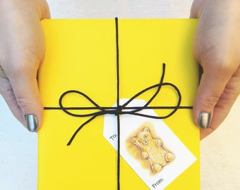 Gummy Bear Gift Tags, Gummy Bear Art, Gummybears, Gift Tags, colorful gift tags, Rainbow Gummy bears, Candy tags, Fun Gift Tags, Cute Gift
