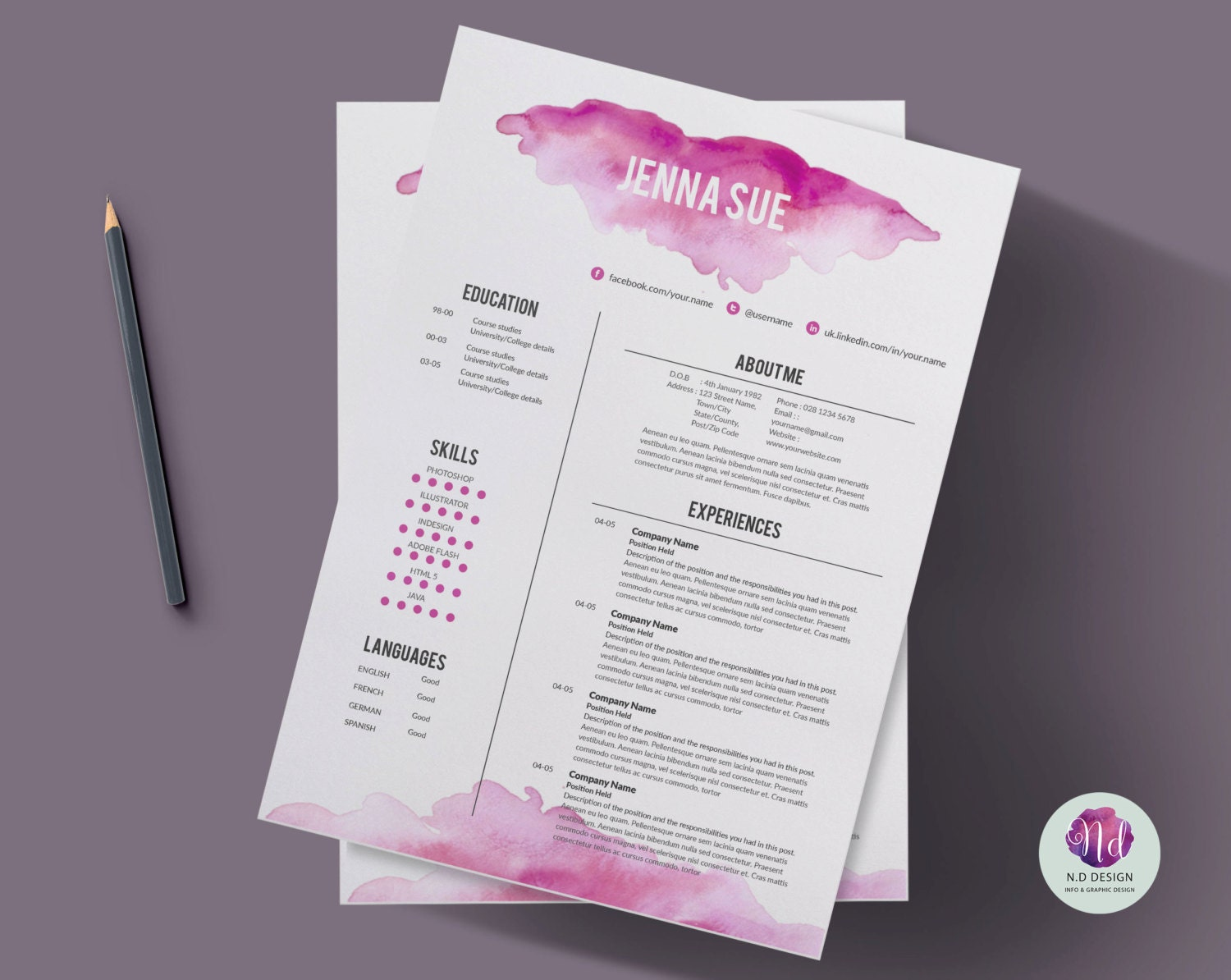 free cover letter templates for resumes zoom