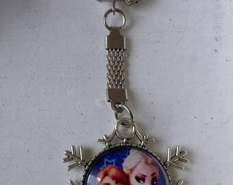 Frozen key chain