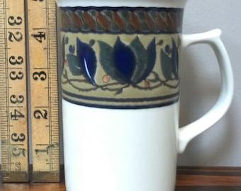Rare and beautiful Mikasa ARABELLA Coffee/Cappuccino Mug