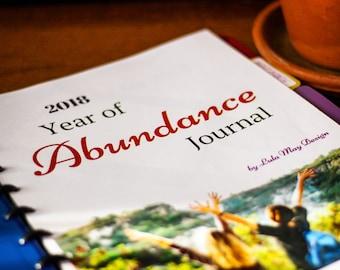 Downloadable Gratitude Journal - Daily Journal - Goal Setting - Digital Download Journal
