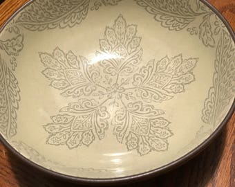 222 Fifth Coupe Cereal Bowl in Chandi Sage (PTS International)