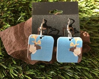 Caribou Earrings