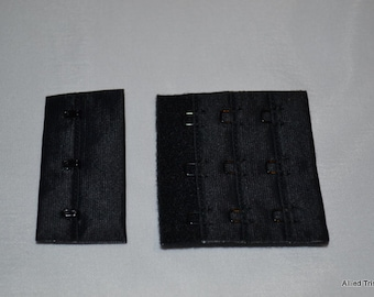 100 x H&E - 3x3 x 3/4 - Black