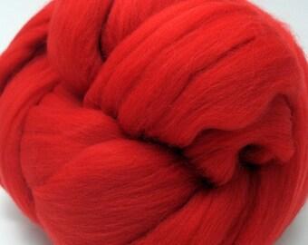 4 oz. Merino Wool Top - Roma