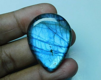 73 CTS AAA+ quality labradorite blue from africa