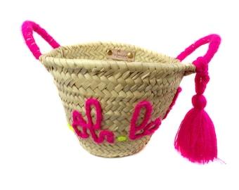 Mini basket oh-la-la