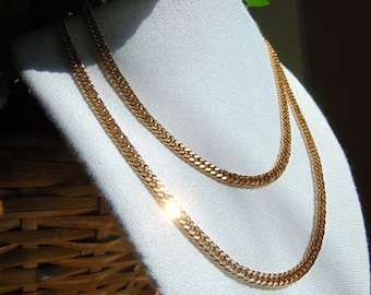Vintage, Sweater Necklace, Freirich,  Shipping Included
