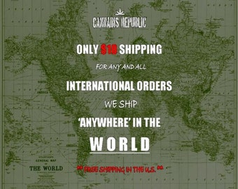 INTERNATIONAL/DOMESTIC Shipping Rates
