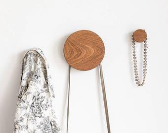 Wall hooks - coat hooks - rustic wall hooks - wood coat hooks - wall decor - wooden wall hook - rustic hooks - decorative hooks - wood hooks