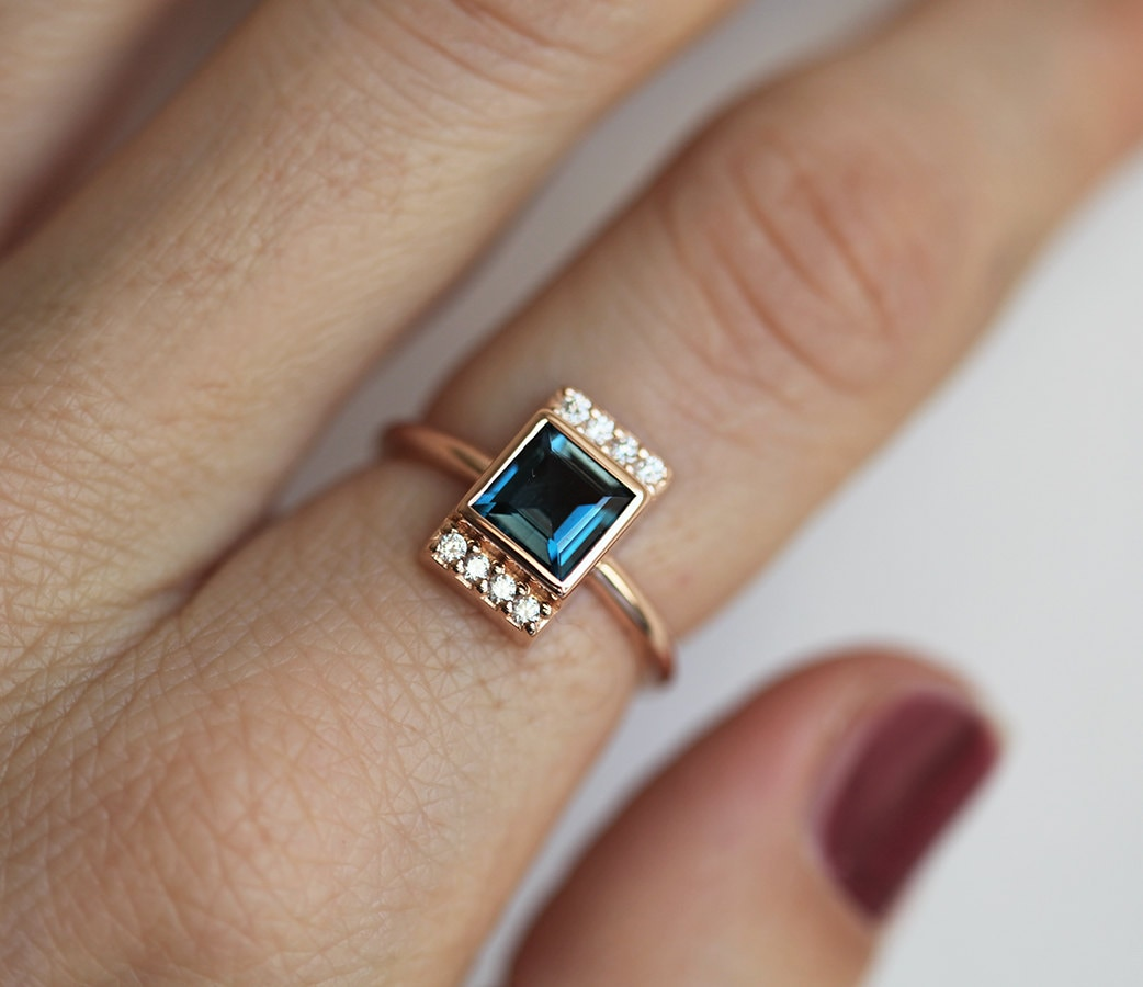rings crop fine new natural silver center topaz ring blue women blur umcho products jewelry brand wedding for sterling gift engagement sky