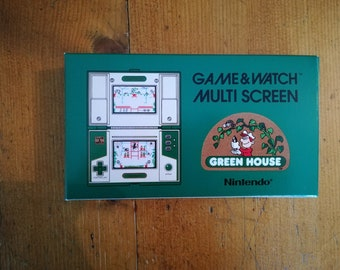 Box: Green House - MULTISCREEN