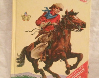My Cowboy Book Children's Book