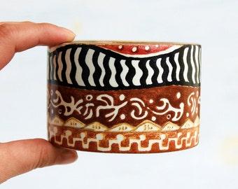 African- Bracelet -african jewelry, Boho Jewelry, Boho Bracelet, African Bracelet, Tribal Bracelet, Ethnic bracelet, Bohemian bracelet