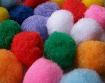 85 tassels multicolor 3 sizes for Decorations custom Scrapbooking embellishments