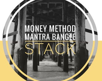 Money method 5 piece mantra stack