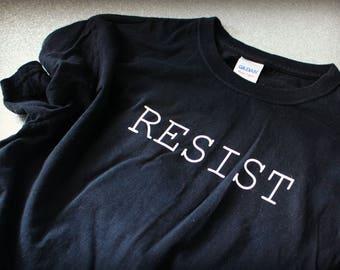 RESIST shirt