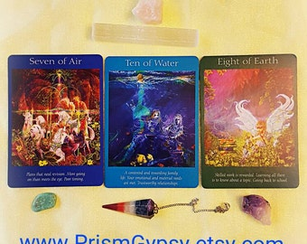 Angel Tarot Card Reading Psychic Pendulum Spiritual Guidance Via Email Same Day Fortune Telling Psychic Reading   3 Card Spread