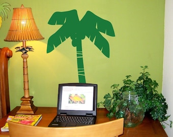 Palm Tree Medium Wall Decal