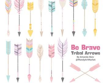 Professional Tribal Arrows Clipart & Vectors in Fresh - Arrows Clip Art, Tribal Arrow Clipart, Arrow Vectors, Arrow Graphics