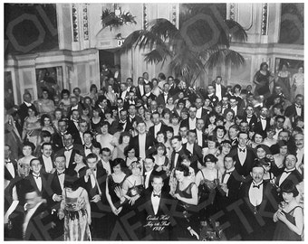 Final Photo from The Shining
